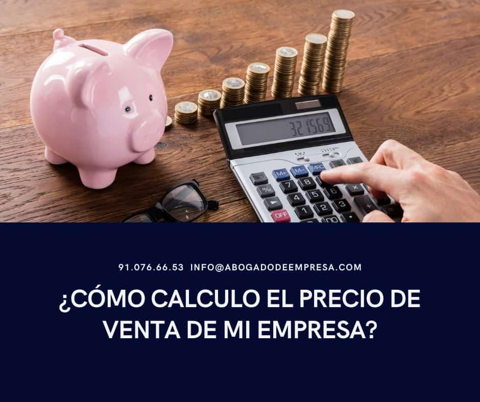 Cómo calcular el precio de venta de mi empresa