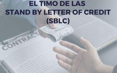 El timo de las SBLC